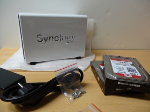SYNOLOGY-DS231J-WD-RED