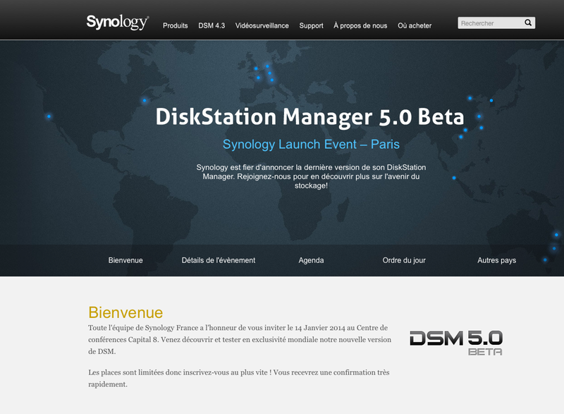 Synology-dsm5-launch