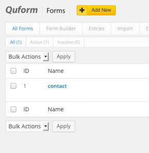 quform-selction-formulaire