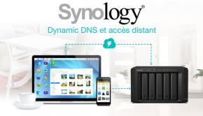 synology acces distant dns dynamique