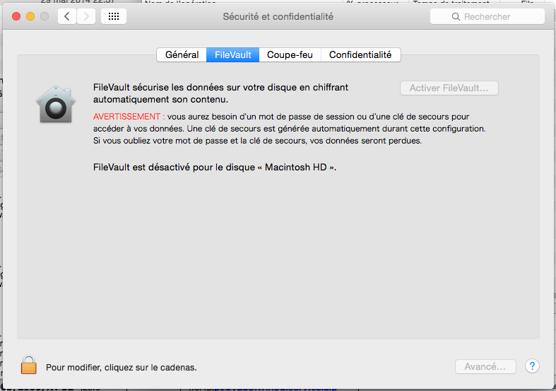 onglet-securité-filevault-yosemite