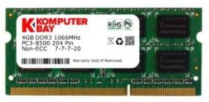 4Go-DDR3-1066MHz-SODIMM