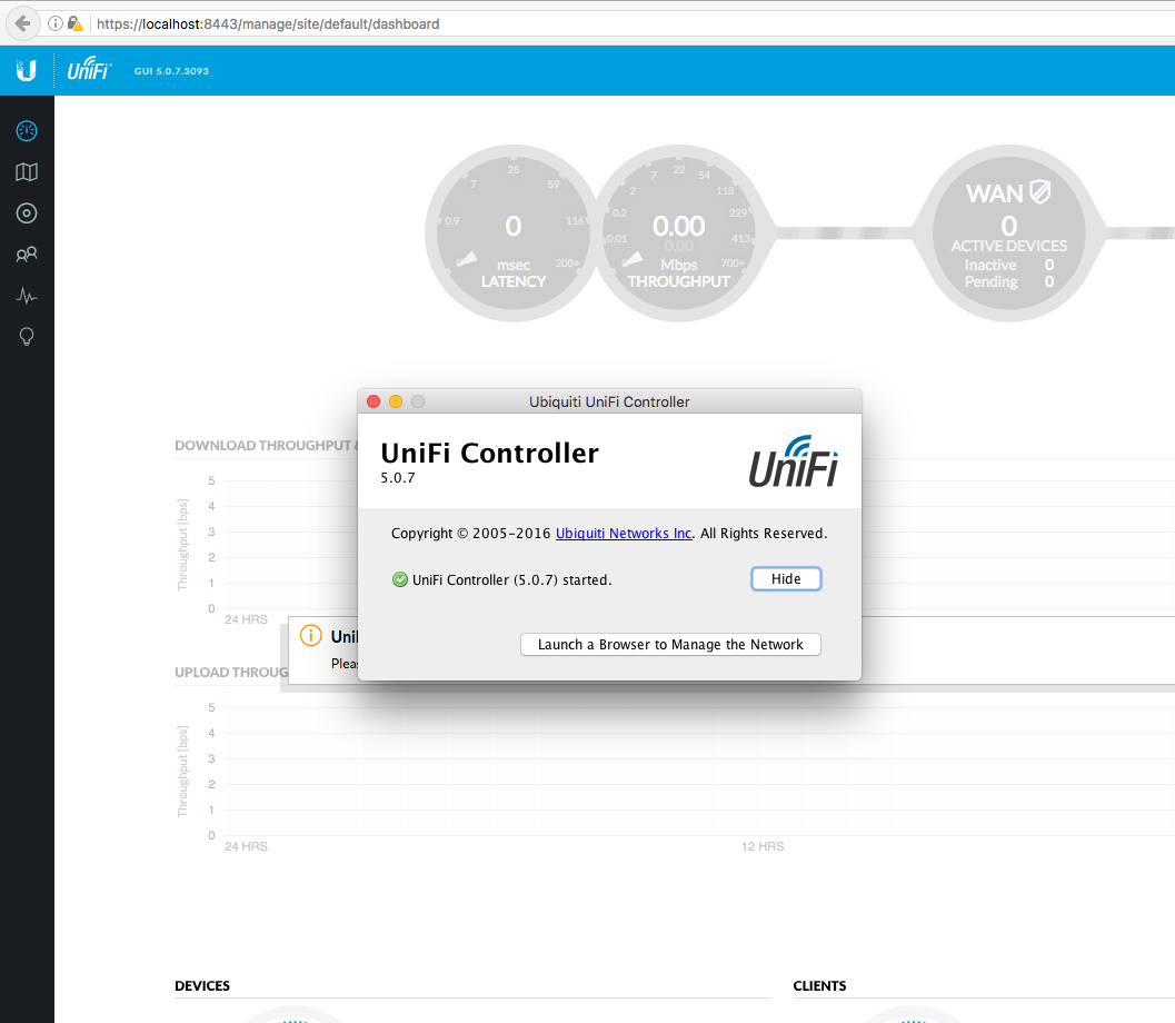 unifi-controler-mac