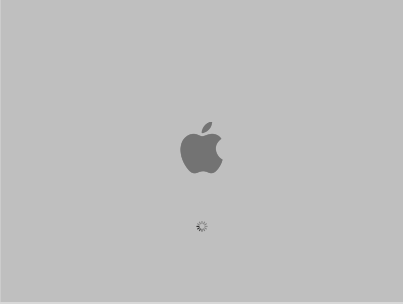 splash screen mac os